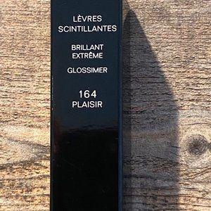 Chanel Glossimer 164 Plaisir Lip Gloss New
